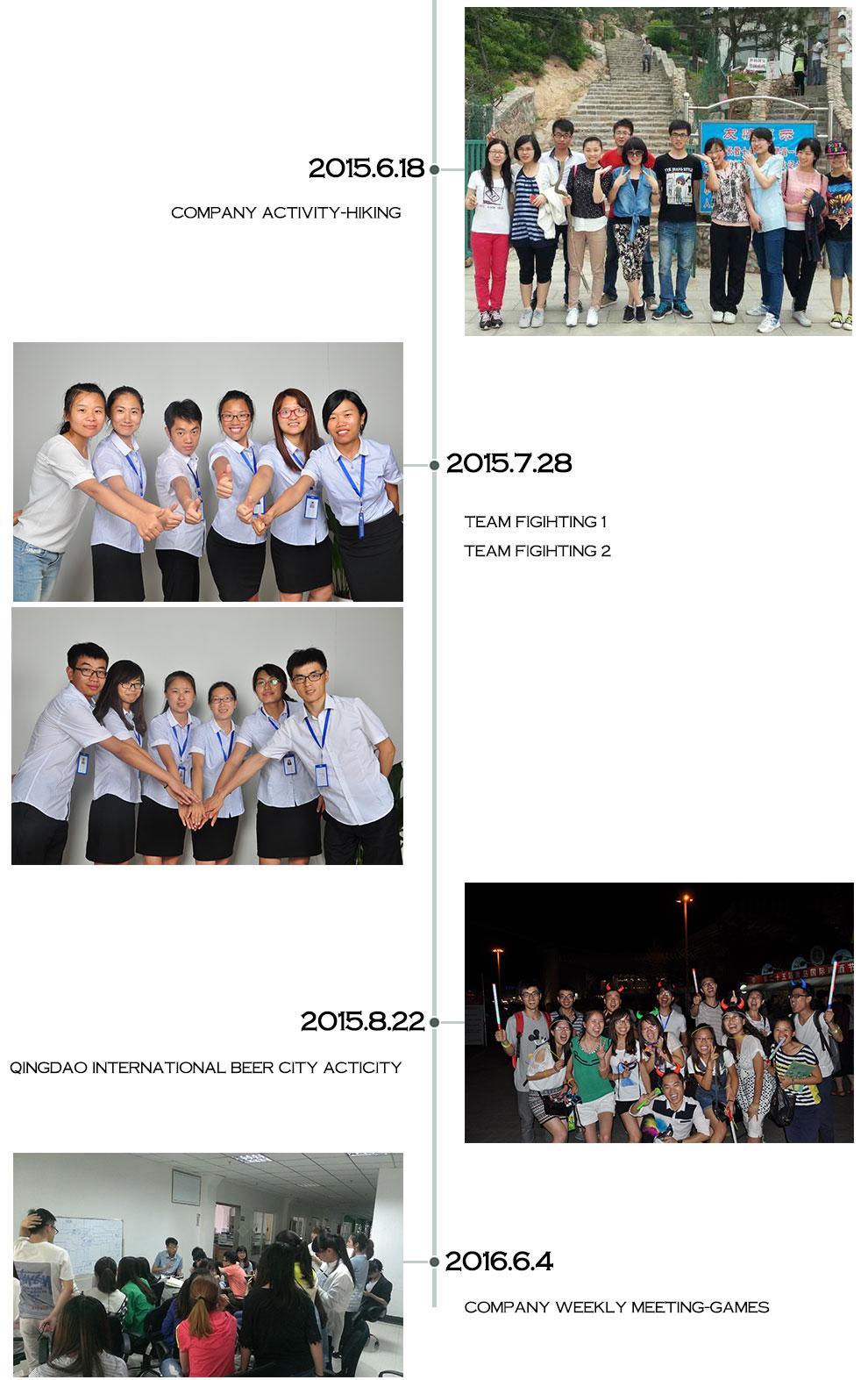 Leshinehair Team Story