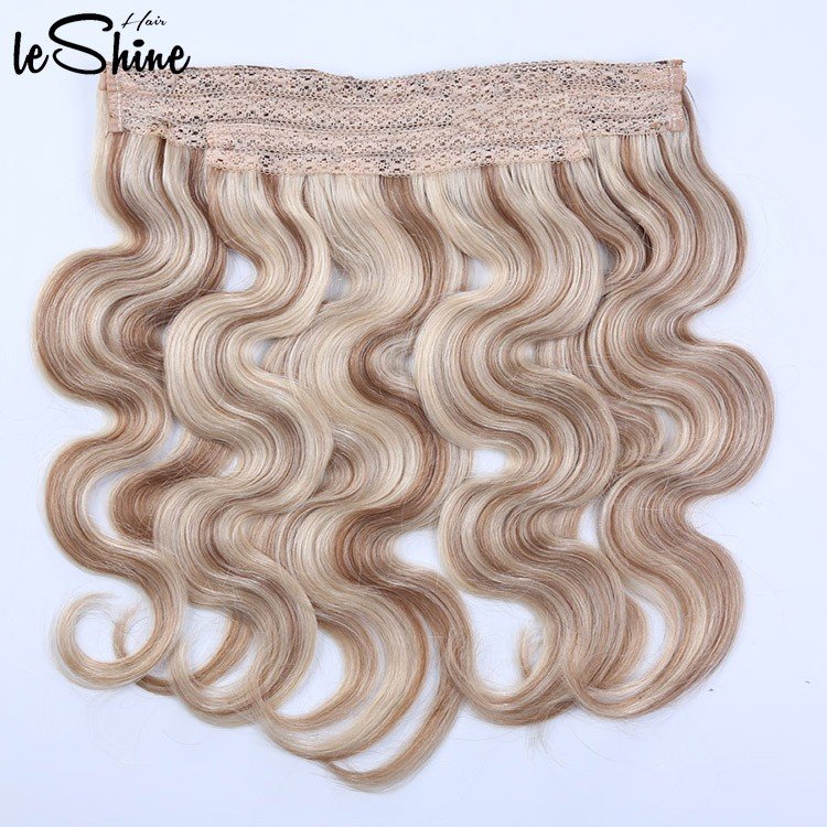 Leshinehair Unprocessed Virgin Brazilian Body Wave High Quality 100