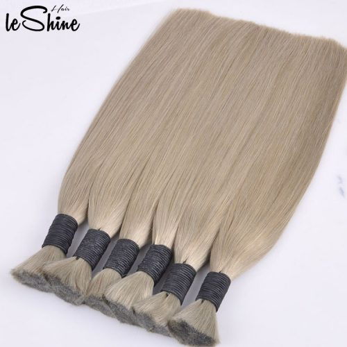 Hair Bulk Leshinehair China Best Hair Factory Manufacturer Supplier Wholesale