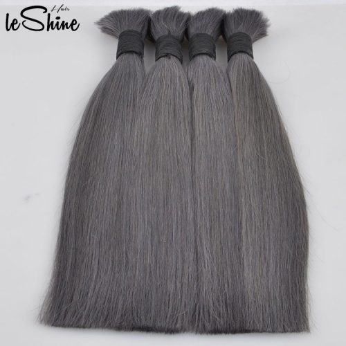 Hair Bulk Leshinehair China Best Hair Factory Manufacturer Supplier Wholesale